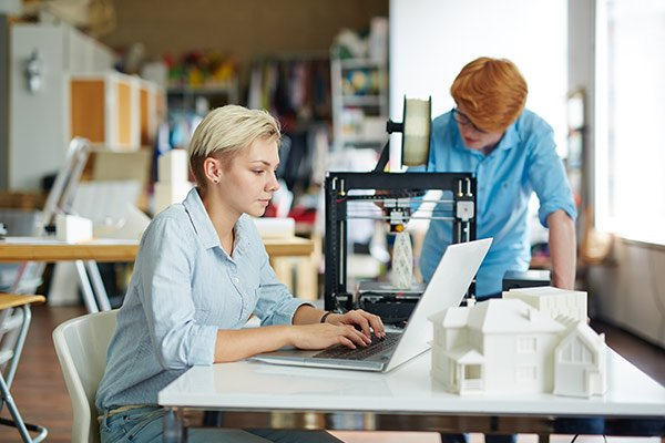 3D-Printer-arkitektur