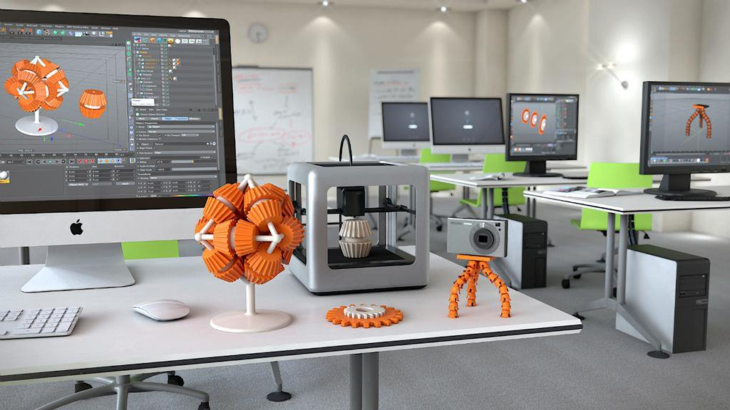 3D-Printing-verksted