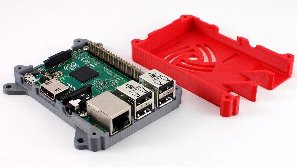 Rapsberry-Pi-3D-Print