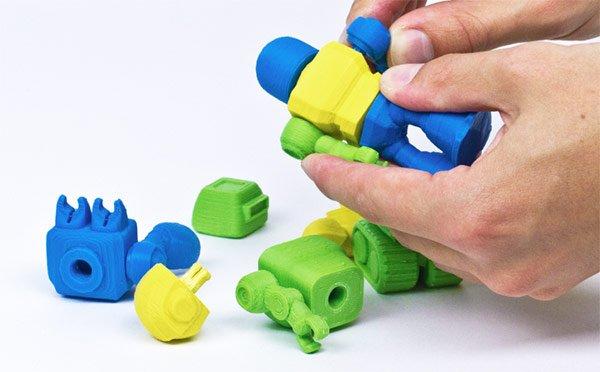 3D-Print-leketøy