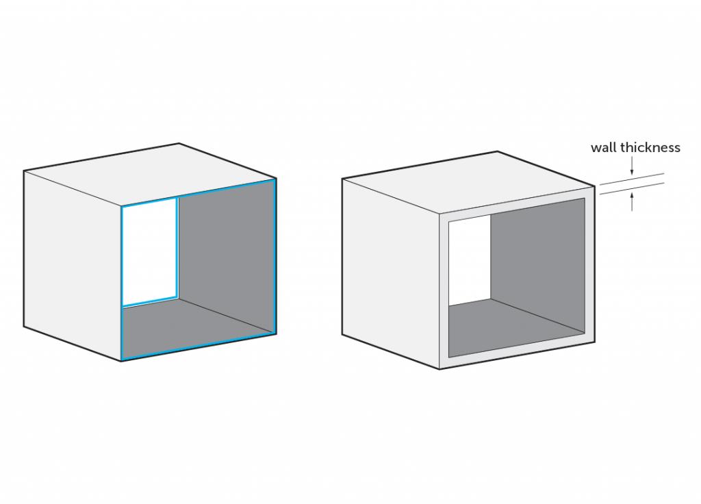 3D-printing-veggtykkelse